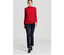 ISADORA Strickpullover bright red