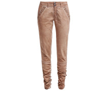 ANGELLA Stoffhose autum blush