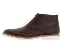 CONGO - Schnürstiefelette - brown