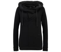 GStar XARIN SLIM DRAPY HDD SW L/S Sweatshirt dark black