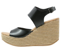 DISTRICT High Heel Sandaletten black
