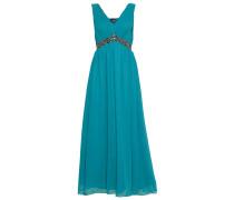 Ballkleid turquoise