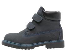 RIVER Stiefelette navy blue/black