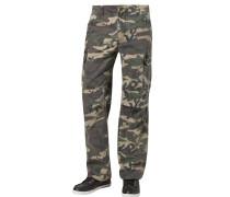 NEW YORK Cargohose camouflage