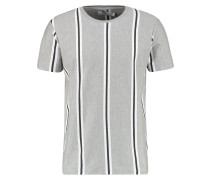 CLASSIC FIT - T-Shirt print - light grey