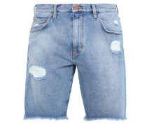 Jeans Shorts - salted rips