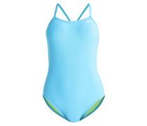 Badeanzug - chlorine blue