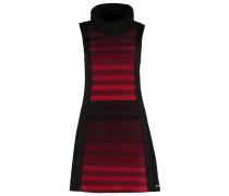ISARD Jerseykleid dark red