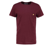 HEY HO NOPPE TShirt basic bordeaux