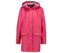 ISAK Regenjacke / wasserabweisende Jacke hot pink
