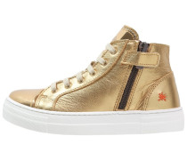 STAR Sneaker high gold