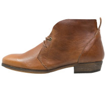 CHUCKY Ankle Boot cognac/natural
