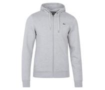 Sweatjacke gray