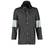 Regenjacke / wasserabweisende Jacke black/white