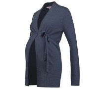 SALVINA Strickjacke peacoat