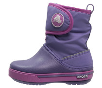 CROCBAND II.5 GUST Stiefelette blue violet/wild orchid