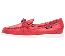 DOCKSIDER Slipper red