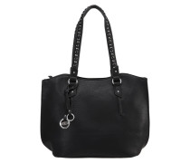 LALE Shopping Bag black