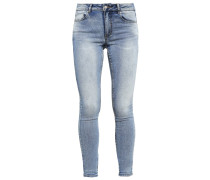 VICOMMIT LUX Jeans Skinny Fit medium blue denim