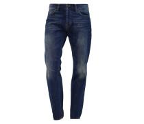KLONDIKE KASANO - Jeans Straight Leg - blue tank washed