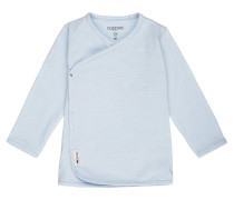 SMALL Langarmshirt light blue