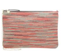 Clutch rosso papavero