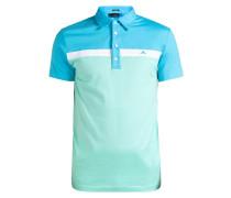 CORY Poloshirt blue/mint