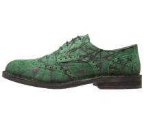IDAL Schnürer green/black
