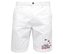KOLJA Shorts weiss