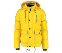 MERCHANT - Daunenjacke - yellow