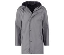 STEELY Regenjacke / wasserabweisende Jacke dark grey