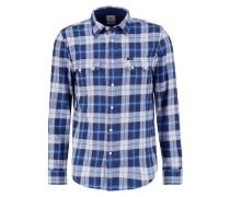 RIDER REGULAR FIT Hemd washed blue
