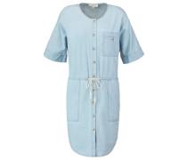 Jeanskleid blue melange