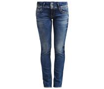 JONQUIL - Jeans Straight Leg - blue lapis wash
