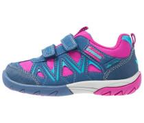 KOLIBRI Sneaker low pink/blau/türkis