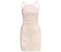 SALMA Cocktailkleid / festliches Kleid nude