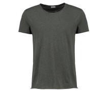 T-Shirt basic - air force melange