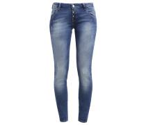 SERENA Jeans Slim Fit blue denim