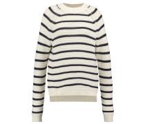 ILSE Strickpullover navy stripe