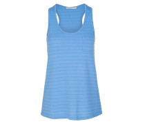 KARI - Top - azure blue