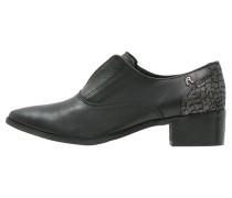 WINDALE Slipper black/silver