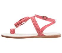 Zehentrenner pink flamingo