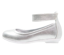 Riemchenballerina silver