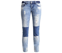 ONLCORAL Jeans Slim Fit light blue denim