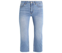 EMA - Flared Jeans - washed denim