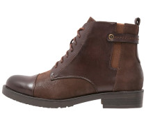 Ankle Boot dark brown