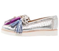 BEA 4 Slipper timor sand/silver/multicolor/new malden/white