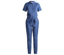 VIAMAZE - Jumpsuit - medium blue denim