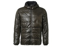 JULLE Winterjacke dark brown