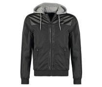 Leichte Jacke noir